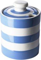 Cornishware Blue Honey/Marmalade Pot 22 cl