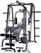 Marcy - Home Gym - Smith Machine - Fitness Krachtstation - SM4000
