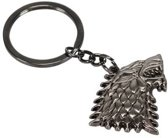 Half Moon Bay Game of Thrones Sculpted Keyring - Stark