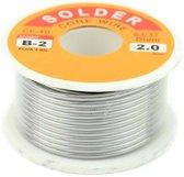 Let op type!! JIAFA CF-1020 2.0mm Solder Wire Flux Tin Lead Melt Soldering Wire