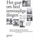 Vis-à-vis - Jean Leering en de kunst