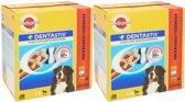 Lekkere Hondensnack - Dentastix Maxi - 2 dozen van 56 Stuks