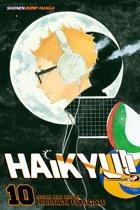 Haikyu!!, Vol. 10