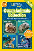 Nat Geo Readers Ocean Animals Collection Lvls 1 & 2