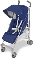 Maclaren - Buggy - Quest - Medieval Blue/Silver