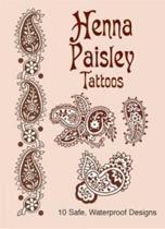 Henna Paisley Tattoos
