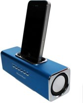 MUSICMAN DOCKING SOUNDSTATION BLUE