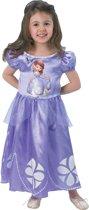 Disney Prinsessenjurk Sofia the First - Kostuum Kind - Maat 92 - Carnavalskleding
