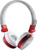 Trust Urban Fyber - On-ear Koptelefoon - Grijs/Rood