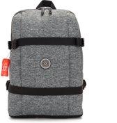Kipling Tamiko Medium Laptoprugzak - Jersey Grey