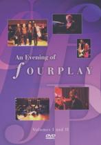 Fourplay - Evening Of  Vol . 1 & 2 (dvd)
