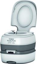 Stimex Handy Potti Silverline - Chemisch Toilet - Wit/Grijs
