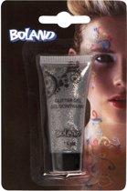 Make-Up Glittergel Zilver 14ml