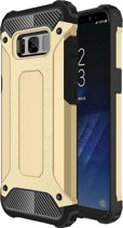 Samsung Galaxy S8 Plus Armor Hoesje Goud