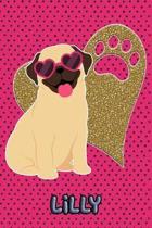 Pug Life Lilly