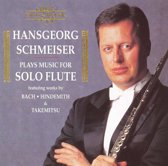 Hansgeorg Schmeiser Plays Music F