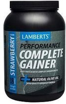 Lamberts Weight Gain Protein Shake 1816 gram - Strawberry