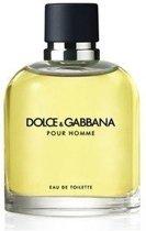 Dolce & Gabbana Pour Homme Eau de toilette spray 125 ml