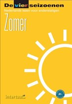 De vier seizoenen - Nederlands lezen voor anderstaligen - Zomer (A1-) paperback