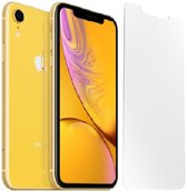 iPhone XR Screen protector - Tempered glass 9H Gehard Glas