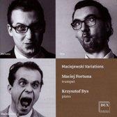Maciejewski: Variations For Trumpet