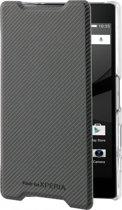 Roxfit Ultra Slim Book Case Sony Xperia Z5 Compact  - Black