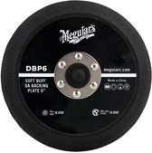 Meguiars Soft Buff Backing Plate 6'' voor Dual Action Polisher