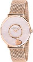 Morellato Scrigno d'amore R0153150505 - horloge - rosékleurig - 34mm