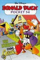 Donald Duck pocket 054 een kwestie van geluk