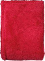 Dutch Decor Plaid Fleece 130x180 cm fuchsia