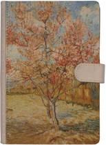 D1373-3 Dreamnotes notitieboek Van Gogh 19 x 13 cm licht blauw