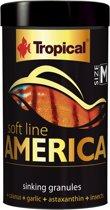 TROPICAL softline America Size M 150gr/250ml
