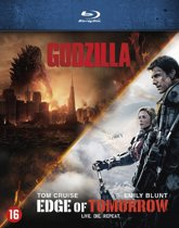 Godzilla + Edge Of Tomorrow (Blu-ray)