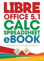Libre office 5.1 Calc Spreadsheet eBook