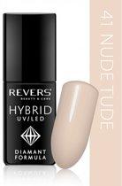 REVERS® Hybrid Nail Polish UV/LED 6ml. #41 Nude