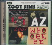 Stretching Out/Starring Zoot/Downhome/Jazz Soul of Porgy and Bess
