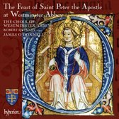 Feast Of Saint Peter The Apostle At Westminster Abbey