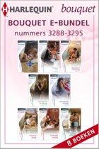 Bouquet nummers 3288 - 3295, 8-in-1