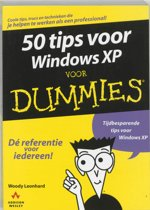 Voor Dummies - 50 Tips voor windows XP voor Dummies