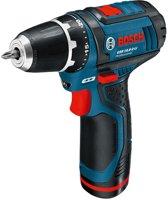 Bosch GSR 10,8-2-LI Accu-schroefboormachine 10,8 Volt 2.0Ah Professional