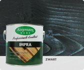 Koopmans Impra - Transparant - 2,5 liter - Zwart