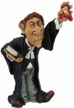 Beroepen beeldje advocaat Warren Stratford