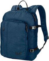 Jack Wolfskin Campus Backpack - Unisex - Poseidon Blue - ONE SIZE