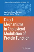 Direct Mechanisms in Cholesterol Modulation of Protein Function