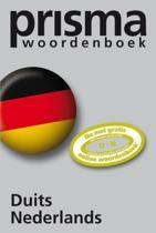 Woordenboek Pocket Prisma Duits-Nederlands