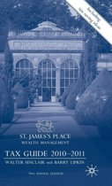 St James's Place Tax Guide 2010-2011
