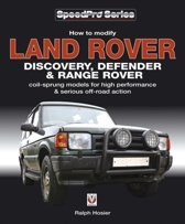 How to Modify Land Rover Discovery Defender & Range Rover
