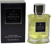 David Beckham Instinct 75 ml - Eau de toilette - Herenparfum