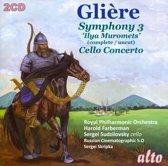Symphony 'Ilya Muromets'(Uncut Version)/ Cello Con