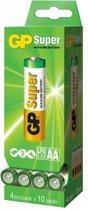 GP Super Alkaline AA - LR06 - LR6 Batterijen - 40 stuks